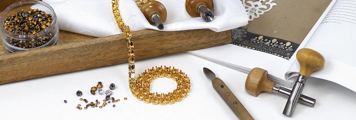 Fasseisen, Stempel und Werkzeuge