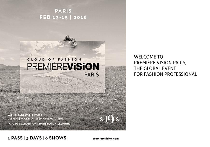 Première Vision Accessories, Februar 2018