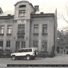 1931 Gabl. Stammhaus