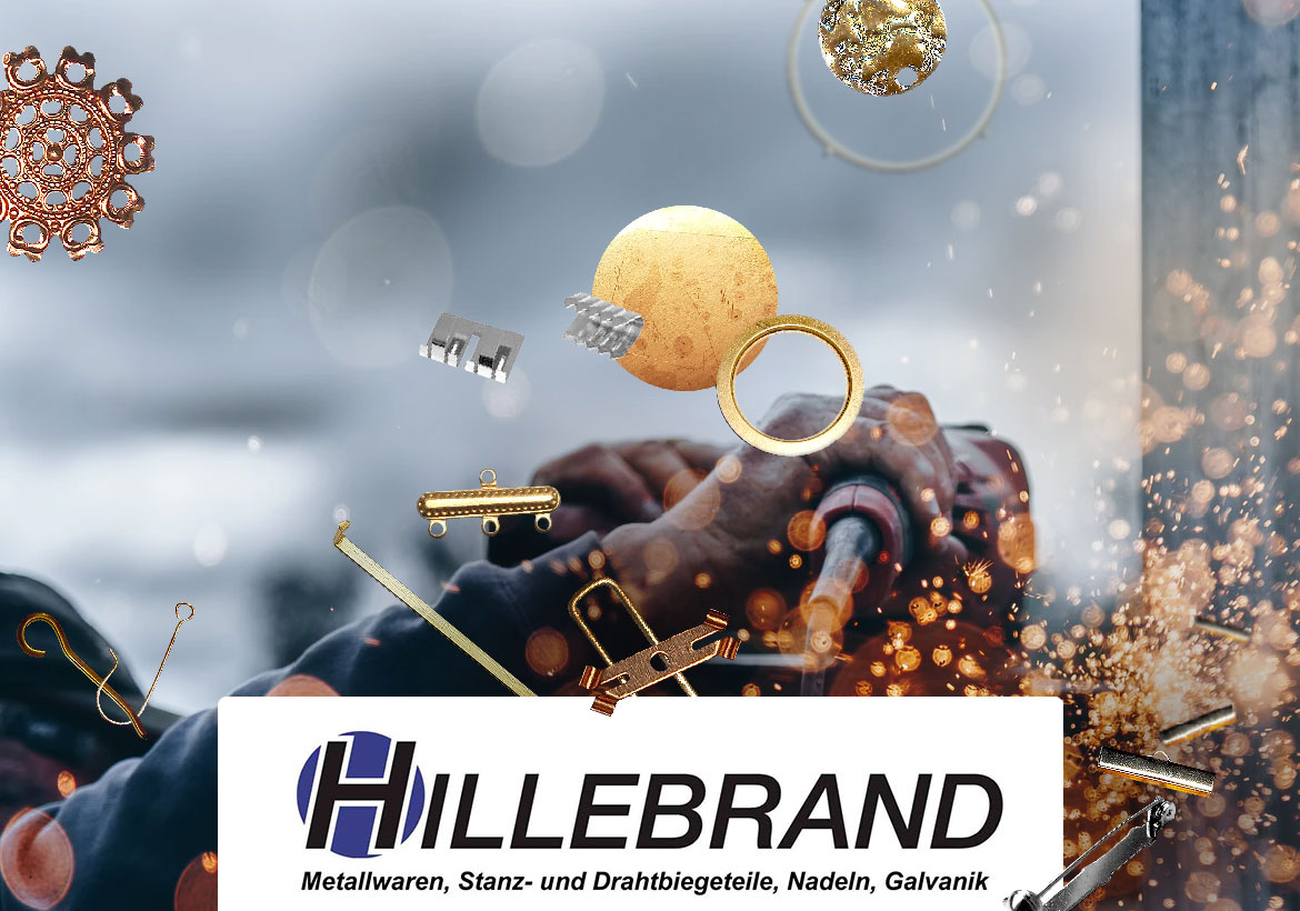 Continuation of the Hillebrand jewelry metal production